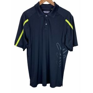 Callaway Opti Dri Golf Polo Vented Shirt Large